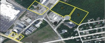 Adams Business Park – Sanford, ME: Land and Commercial Properties for Sale
